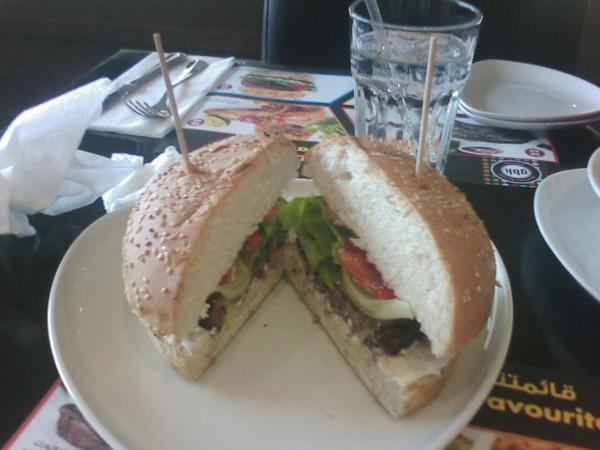 تشيز برجر - Gourmet Burger Kitchen-GBK,