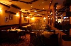 ديكور المطعم
