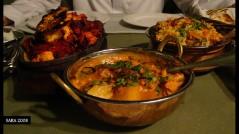 اطباق هندية