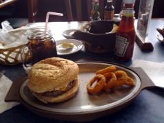 وجبة تشيزبرجر 1