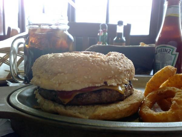 وجبة تشيزبرجر 2 - ستيك هاوس Steak House,
