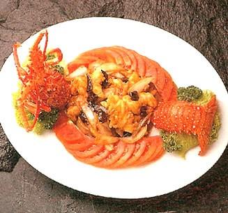 مأكولات المطعم 2 - الخليج الصيني Gulf Royal,