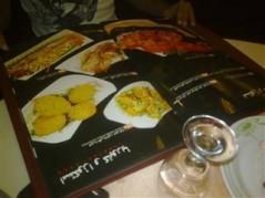 مأكولات المطعم 5