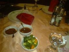 مأكولات المطعم 6