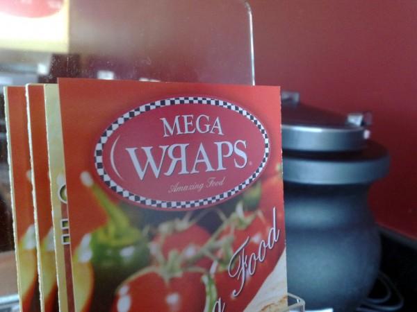الشعار - ميجا رابس Mega Wraps,