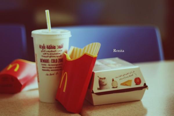 - - ماكدونالدز McDonald's,