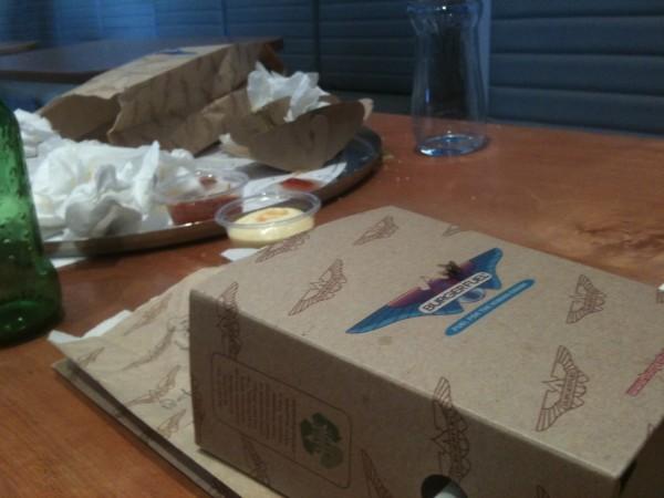 ذبابه - برجر فيول | Burger Fuel,