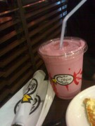 Mixed berry smoothies BD 1.500
