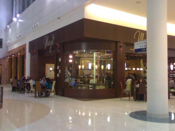 جلسات مايا الخارجيه في السيف - مايا شوكلتري Maya Cafe,