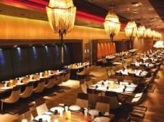 صاله مطعم بهارات