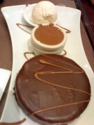 chocolate tarteau