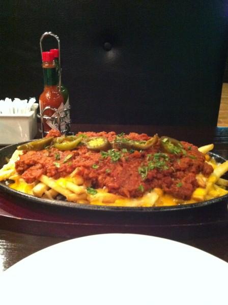 تكساس فرايز - جريلد بل بيبر Grilled Bell Pepper,