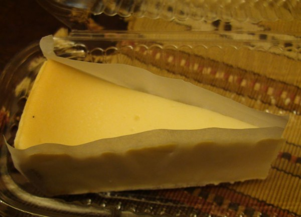 تشيز كيك ساده - تشيزكيك فاكتوري The Cheesecake Factory,