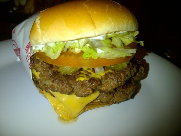 صورة أخرى بالفلاش - فات برجر Fat Burger,