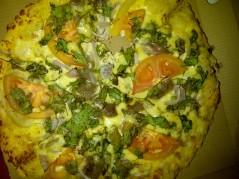 البيتزا التعويضيه