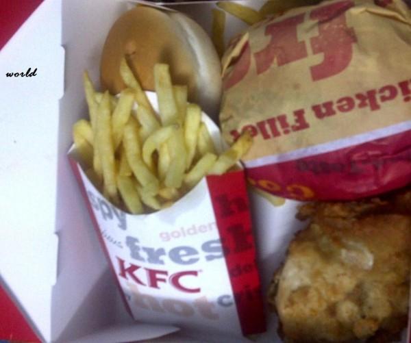 اكستريم ميل - كنتاكي  KFC,