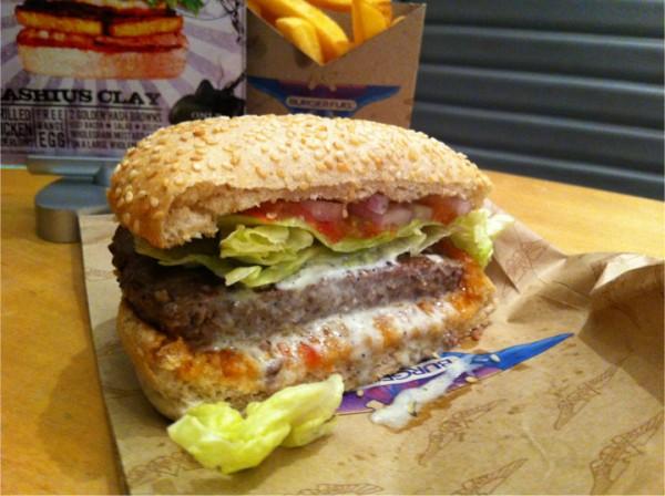 - برجر فيول   Burger Fuel,