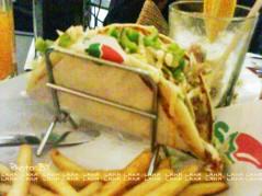 تاكو ساندويش