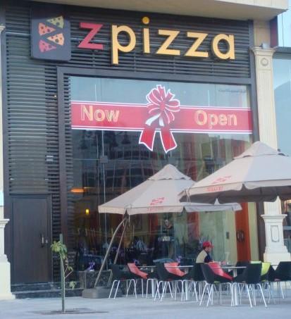 مطعم زي بيتزا - zpizza,