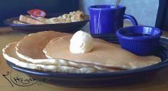 بان كيك - وجبة الإفطار