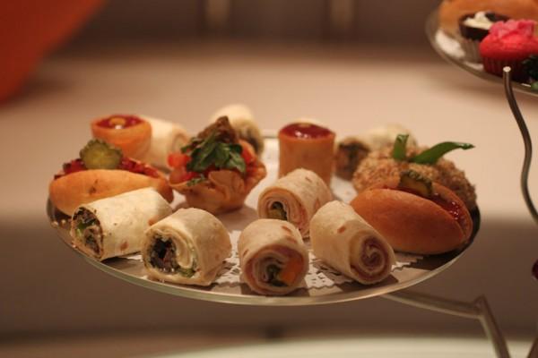 Salty Sensations - أوي لاونج سوشي  Oi Lounge Sushi,