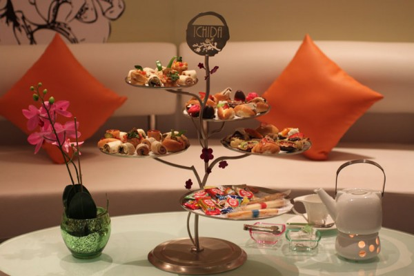 Tea Lounge - أوي لاونج سوشي  Oi Lounge Sushi,