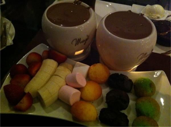- مايا شوكلتري Maya Cafe,