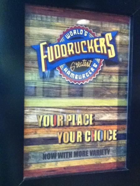 - فدركرز Fuddruckers,
