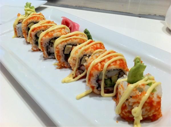 - أوي لاونج سوشي  Oi Lounge Sushi,