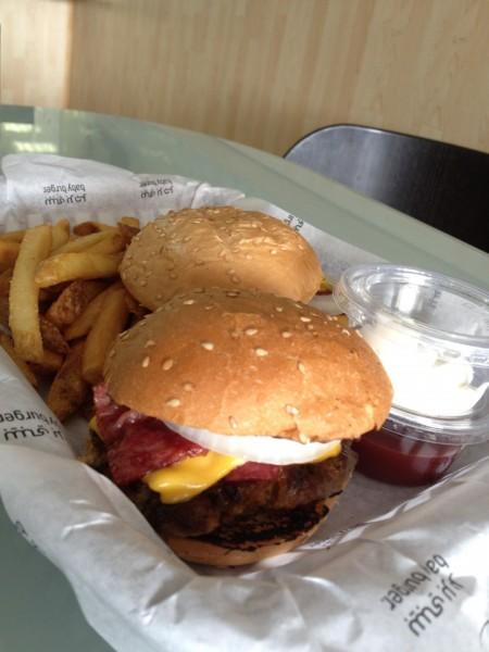 - بيبي برجر Baby Burger,