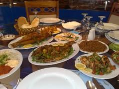 عشاء في قدورة