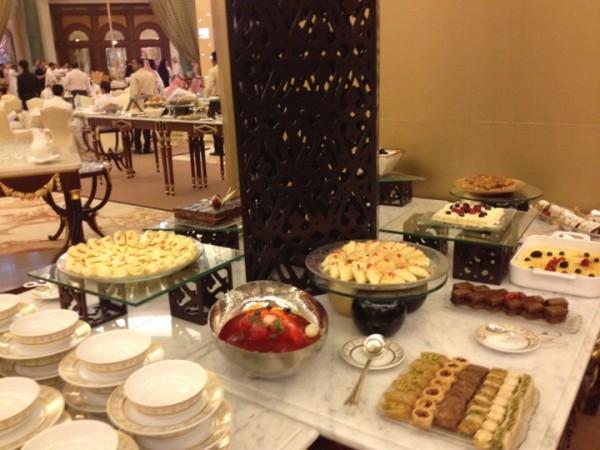 - الأرجوان  AlOrjouan (فندق الريتزكارلتون),