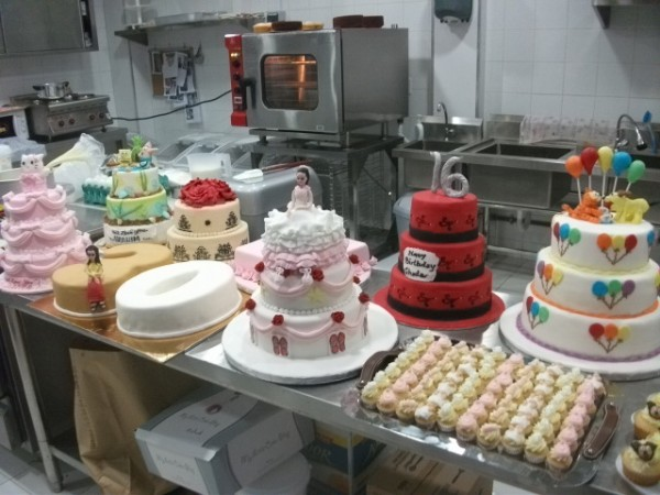 كيك حسب الطلب - My Little Cake Shop,