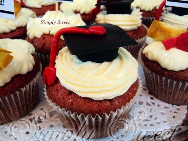 Graduation Cupcakes - Simply Sweet,