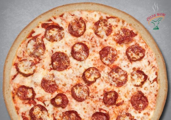 بيتزا البيبروني - بيتزا واو Pizza wow,
