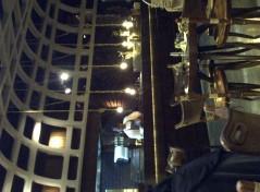 داخل المطعم