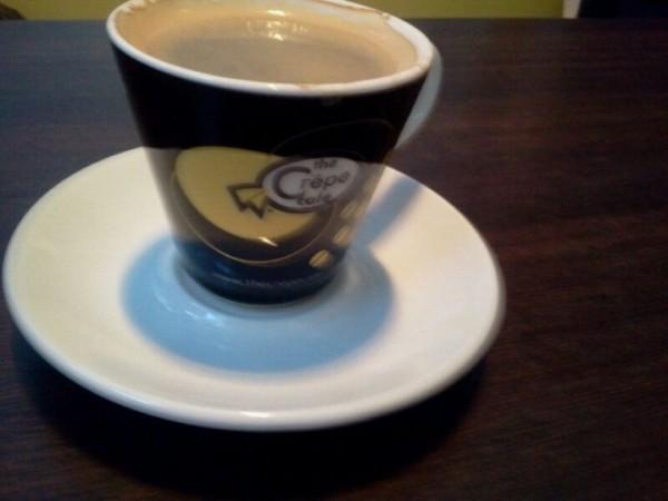 - ذا كريب كافيه The Crepe Cafe,