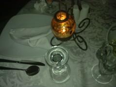 تنسيق الطاولة