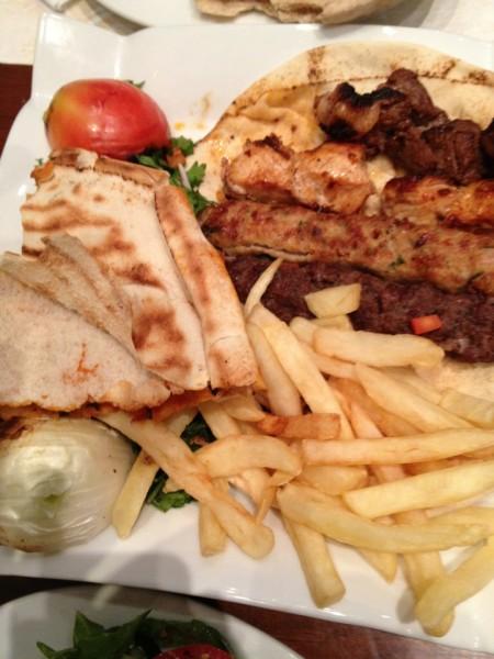- الركن اللبناني   Lebanese Corner,