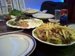 - مطاعم الصخرة,