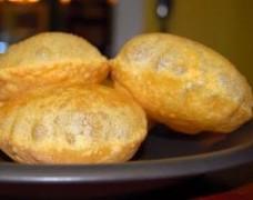 خبز بوري مقرمش و مميز