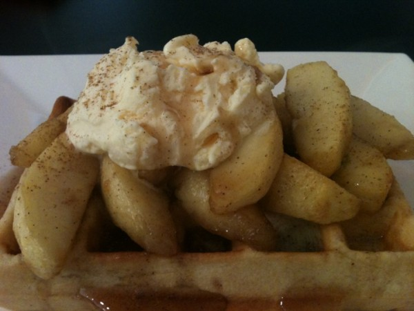 - وافلز Waffle's,