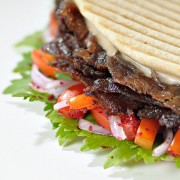 Beef Toasta توستا لحم