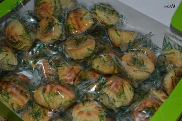 معمول - حلويات سعد الدين Saadeddin Sweets,