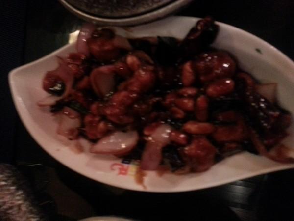 دجاج بالفلفل والثوم - الخليج الصيني Gulf Royal,