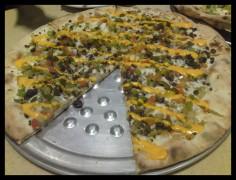 بيتزا مكسيكان