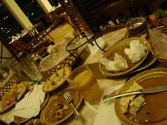 بعد الأكل