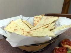 مقبلات - الخبز