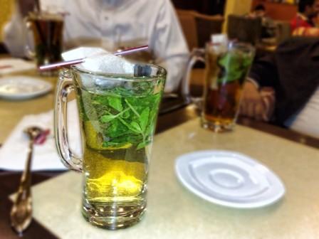 شاي أخضر بالنعناع - جافا تايم Java Time,