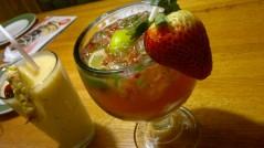 عصيرات طازجه :)
